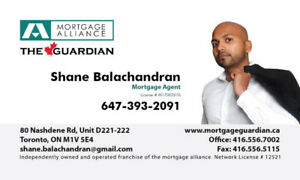 ALL YOUR MORTGAGE NEEDS...