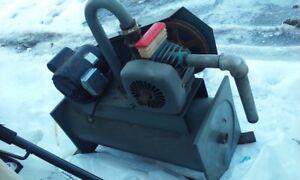 Pompe à vacuum (Pompe à vide )