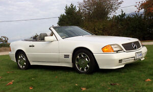 1991 Mercedes 300SL California Car