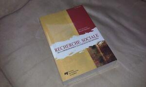 Recherche sociale - 5e édition - Benoît Gauthier
