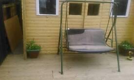 Garden 2 seater swing