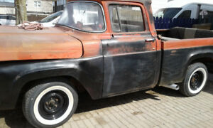 1960 FORD F100 RAT ROD ORIGINAL PAINT PATINA