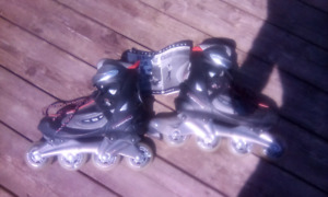 Ultra Wheels Rollerblades size 9.5 $20