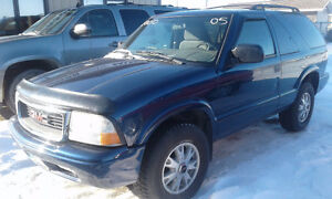 **2005 GMC Jimmy Slt 4X4**
