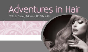 Downtown Kelowna Salon For Sale