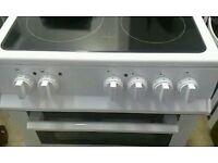 (ex-display) BELLING FS50EDOC 50cm Electric Ceramic Cooker - White