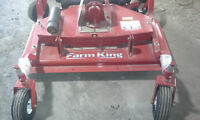 MOWER DECK