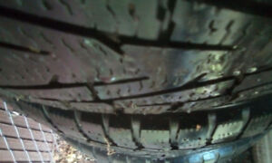 4 pneus hiver Nokian Hakkappellitta7 SUV 245/60R18