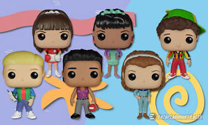 Pop! Television Saved By The Bell Characters In Box