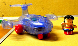 Fisher Price Little People Vehicles with sound