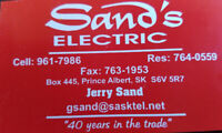 Sand's Electric