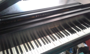 GHERARD HIENTZMAN BABY GRAND PIANO PRICE IS NEGOTIABLE!!!