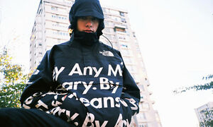 Supreme x North Face Fall/Winter 2015 Light Jacket