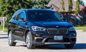 The opportunity is knocking! 2016 BMW X1 SUV Lease Takeover