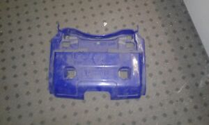 Factory Rear Lid / Box Cover for Yamaha Grizzly 660, Blue