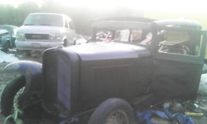 1930Marquette Hot rod Project Solid with ownership REDUCED