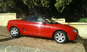 1997 MG Convertible Quinns Rocks Wanneroo Area Preview