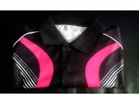 BUTTERFLY TABLE TENNIS SHIRT - UK SIZE M - USED
