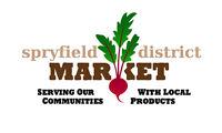 Farmers Market in Spryfield!