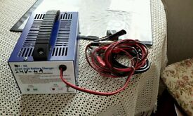 24 volt battery charger, never been used.