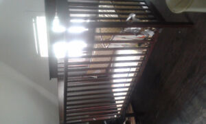 Baby crib plus toddlers bed $100