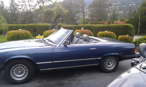 Immaculate mercedes benz 380 sl