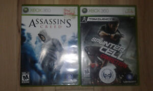 Xbox 360 games $10 each PICK UP ONLY
