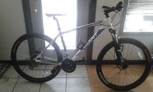 Large GIANT mtn bike with disk brakes  $550