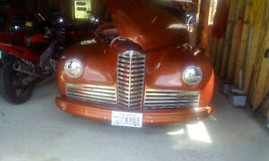 For Sale A 1942 Packard Clipper