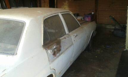 1968 Ford Falcon XT Project Car Complete Toodyay Toodyay Area Preview