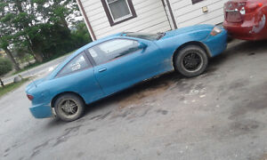 2005 Chevrolet Cavalier Base Coupe (2 door)