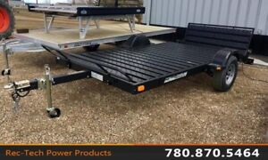 2016 Karavan Utility Trailer - Brand New - $32/bi-weekly!