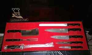 Nice knife set Kingston Kingston Area image 4