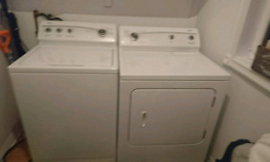 Kenmore Washer &Dryer 300$