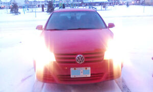 2010 Volkswagen Golf Hatchback as is, only $4900 and negociable