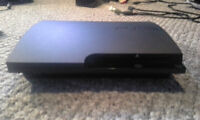 Ps3 Slim Perfect Condition 2 Controllers