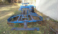 Sure Trac Snow Paver Drag 9' x 20' As is $2500