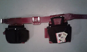 Occidental leather tool belt ceinture