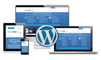 WORDPRESS WEBSITE - BEST RATE!
