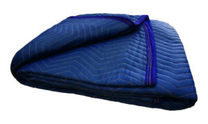 72-Inch x 80-Inch Moving Blankets (3 Available)