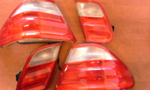 1999 2000 2002 mercedes benz clk tail lights