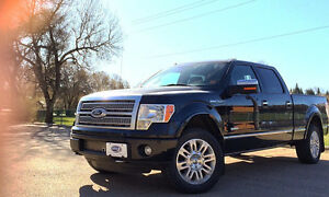 2011 Ford F-150 Platinum SuperCrew 6.5'