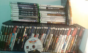Xbox360/DS/Wii/PS2/PS3/PC/PSP/GB Games