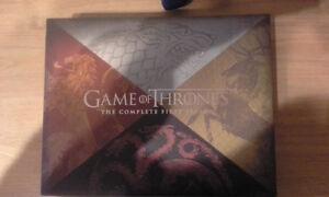 Game of Thrones - 1er saison - Blu-Ray (Coffret oeuf de dragon)