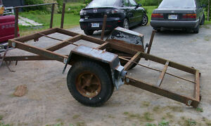 YARD TRAILER ( NO PAPERS )