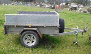 6x4 trailer Buckland Glamorgan Area Preview