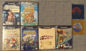 Jeux Nintendo Gamecube à vendre ou échanger
