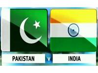 india vs pakistan ticket