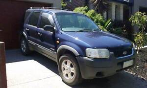 2001 Ford Escape Wagon Whittlesea Whittlesea Area Preview