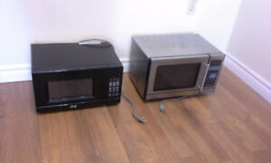 Selling two Microwaves  excellent condition
